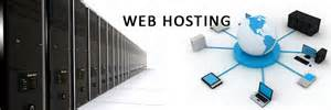 Website hosting sign up